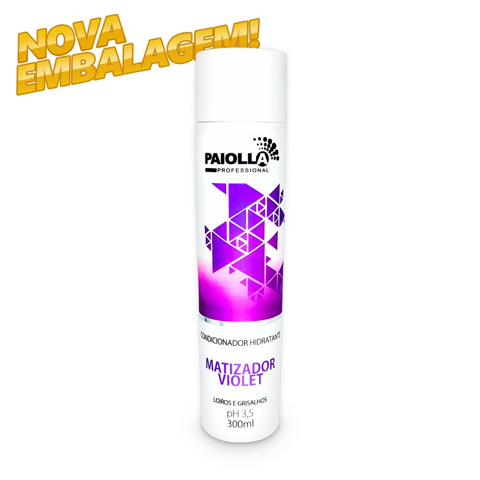 Condicionador Hidratante - Matizador Violet - 300ml