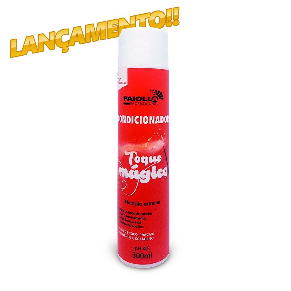 Condicionador Nutrição Capilar - Toque Mágico - 300ml