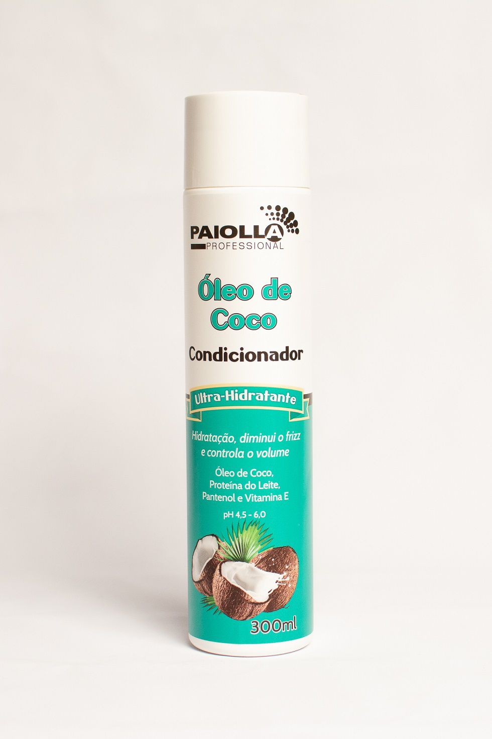 Condicionador Óleo de Coco - Ultra Hidratante - 300ml