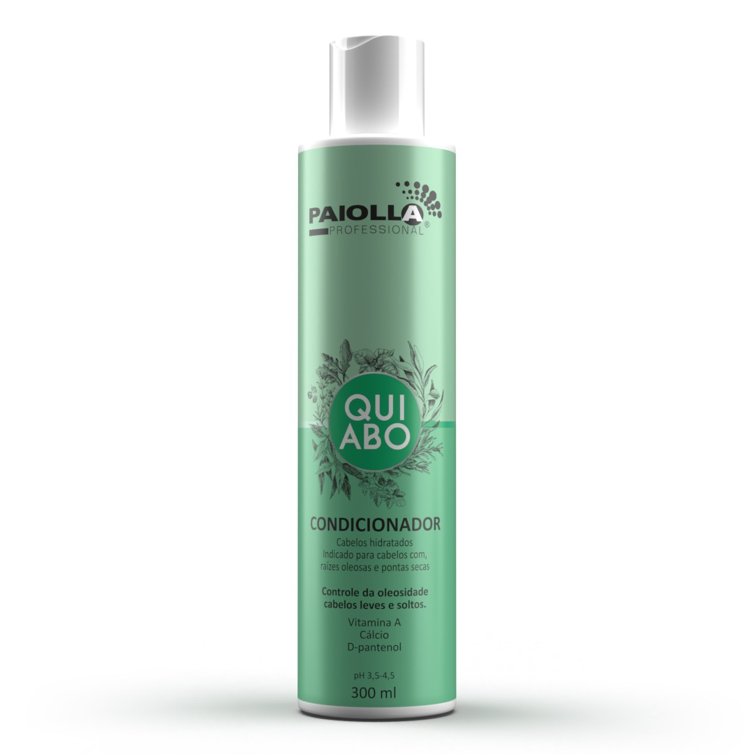 Condicionador  Quiabo 300ml