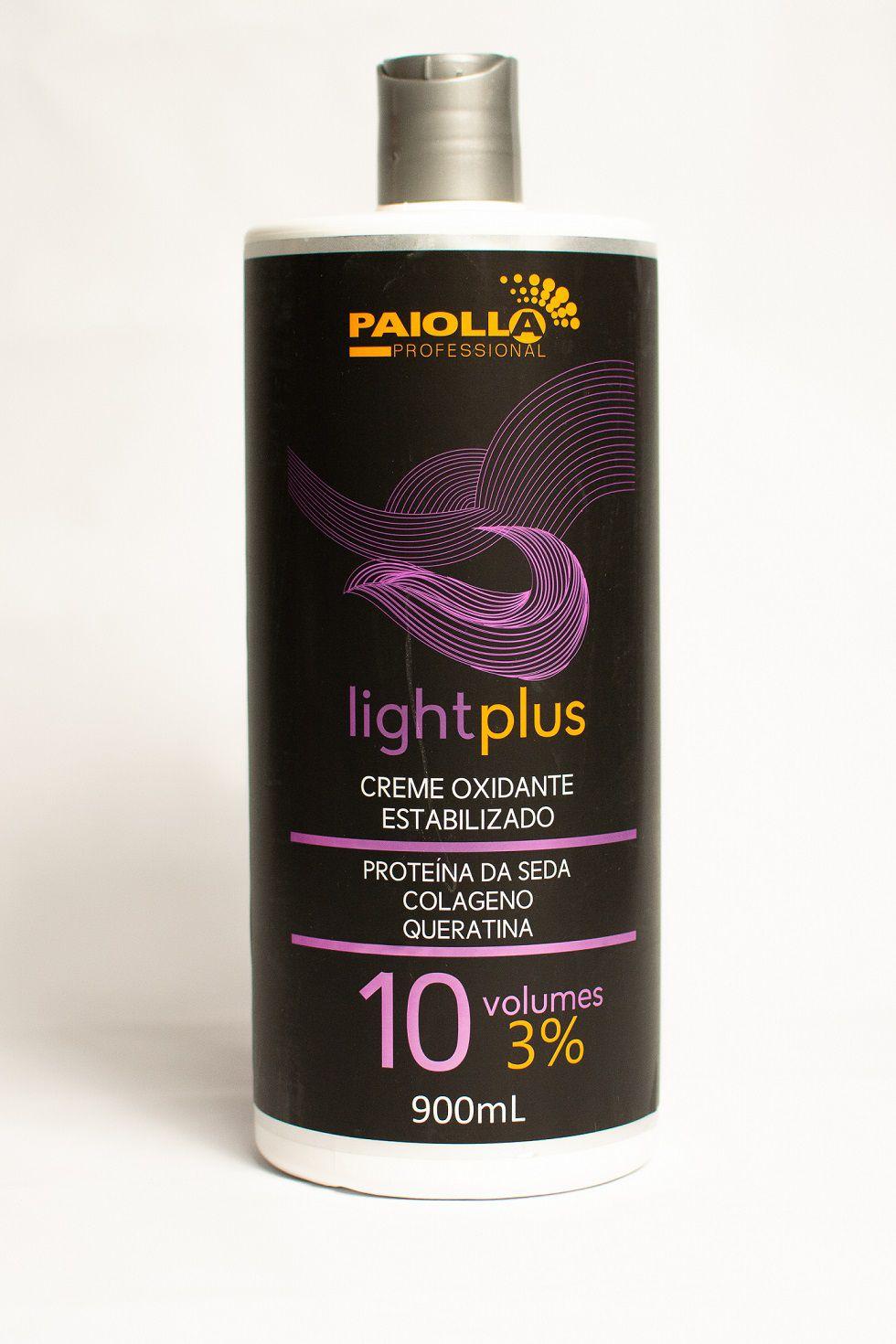Creme Oxidante 10 Volumes - Light Plus - 900ml