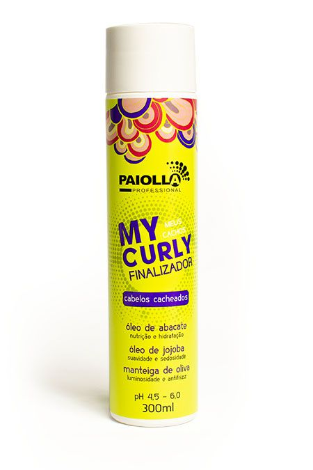 Finalizador Ativador de Cachos - My Curly - 300ml