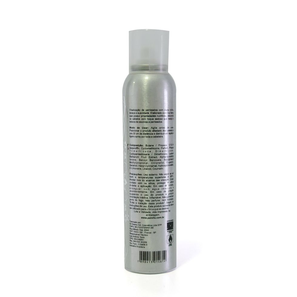 Finish Hidrat - Spray de Hidratação a Seco - 150ml