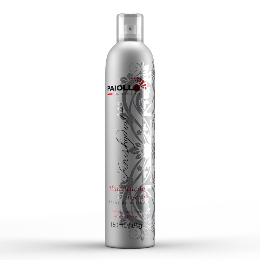 Finish Hidrat - Spray de Brilho Hidratação a Seco - 150ml