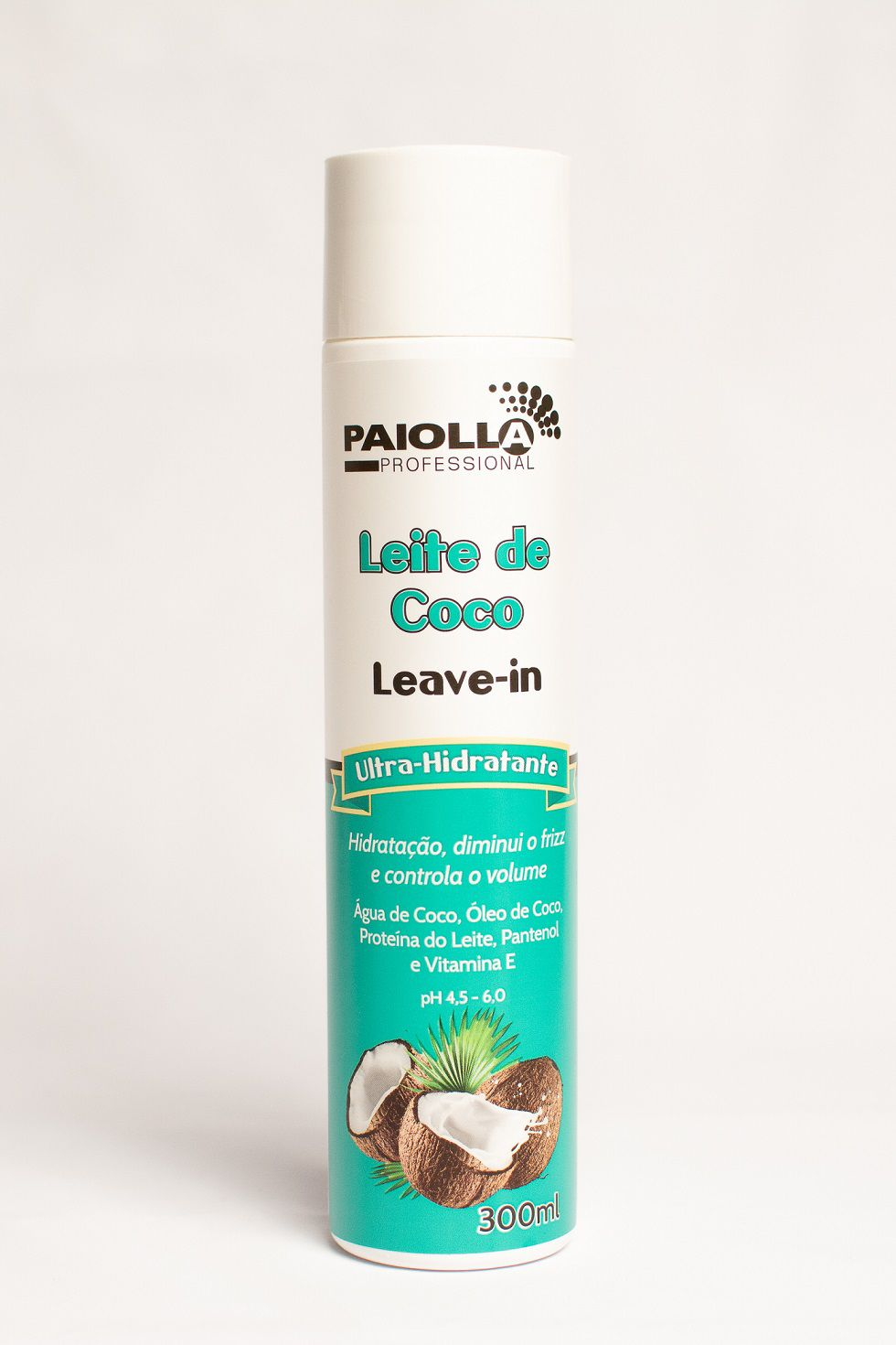 Leave-in - Leite de Coco Capilar - 300ml