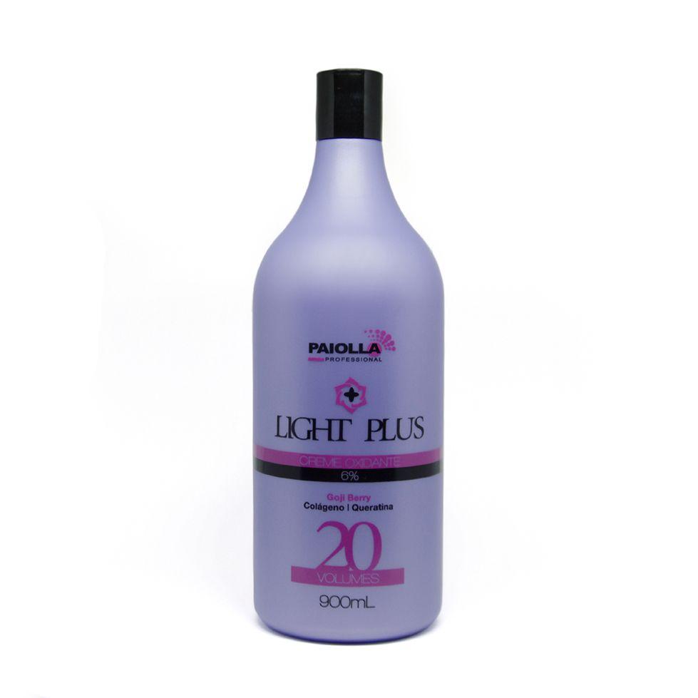 Light Plus - Creme OX 20 - 900ml