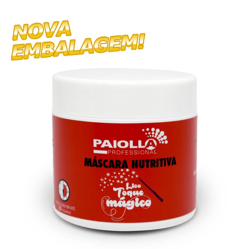 Máscara de Nutrição Capilar - Liso Toque Mágico - 500g