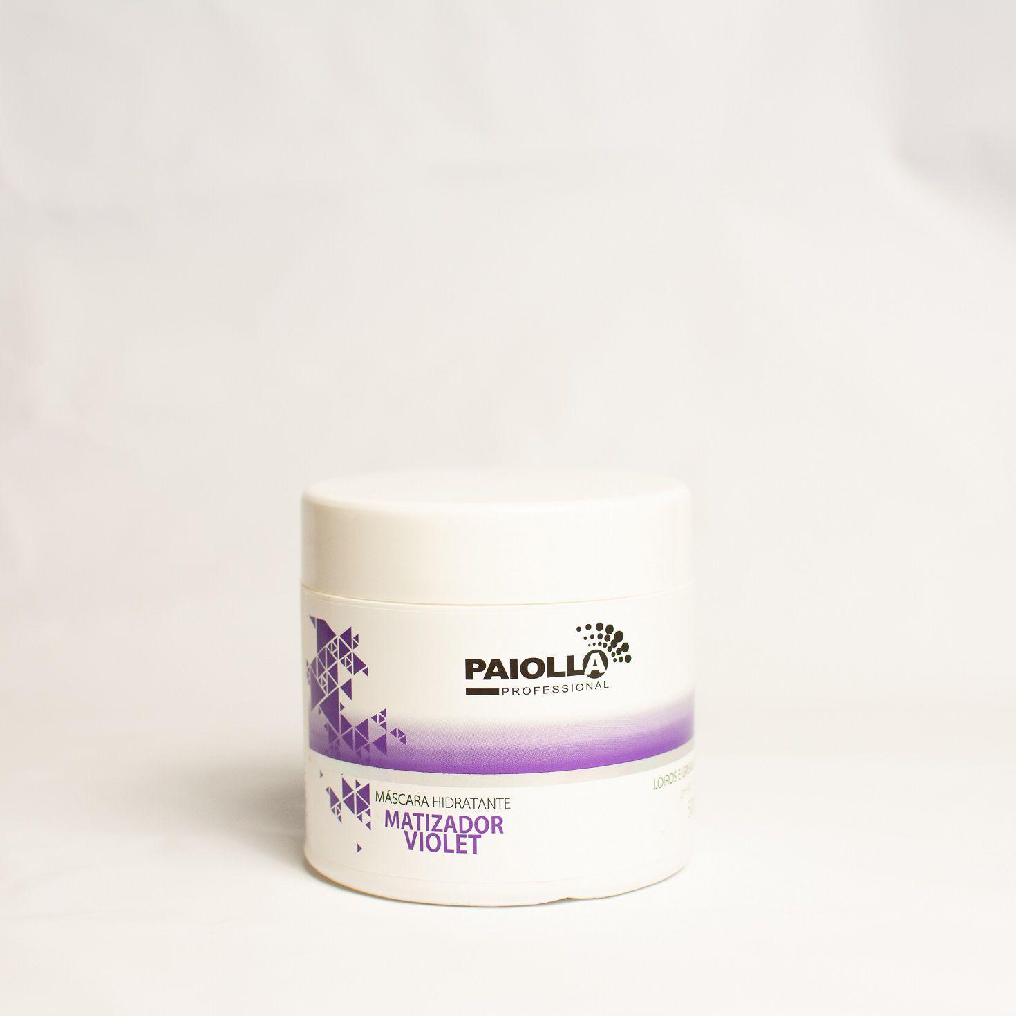 Máscara Hidratante - Matizador Violet - 500g