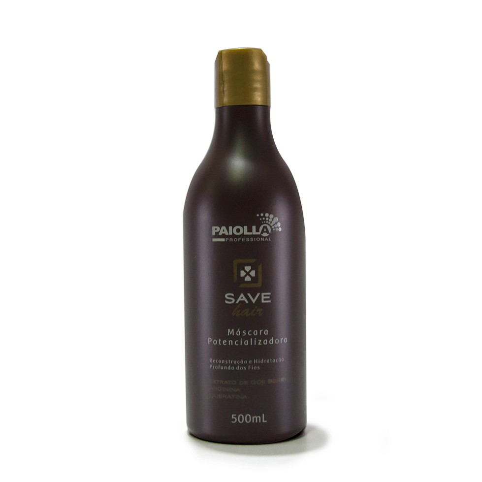 Máscara Reconstrutora - Save Hair - 500ml