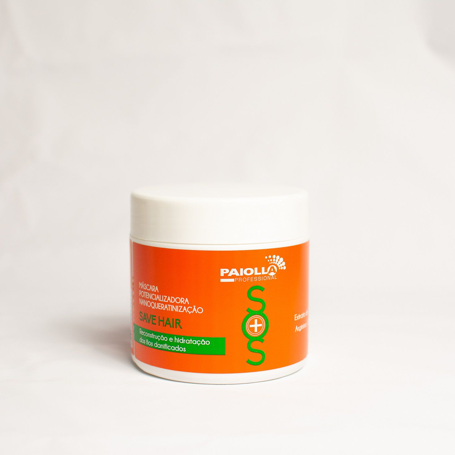 Máscara Reconstrutora Save Hair - 500g