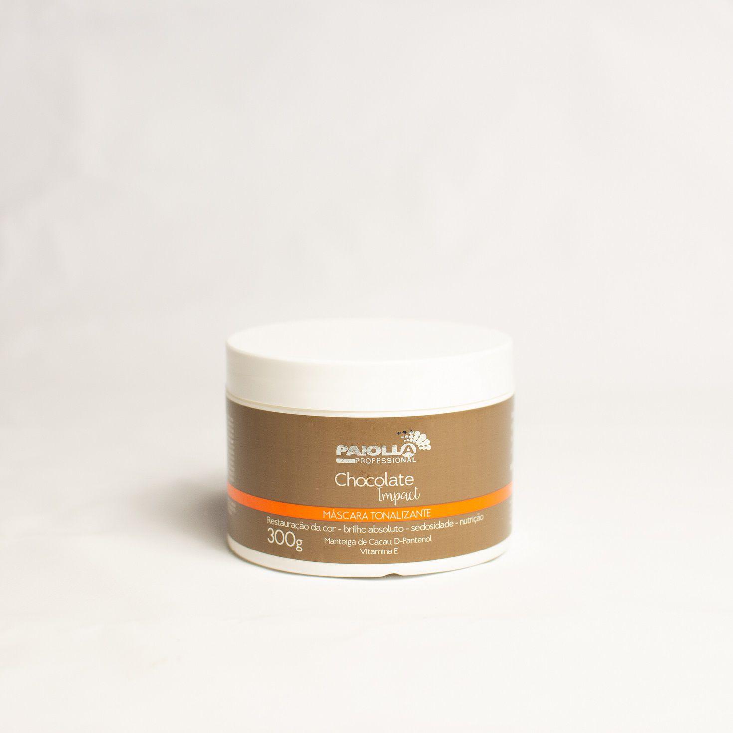 Máscara Tonalizante - Chocolate Impact - 300g