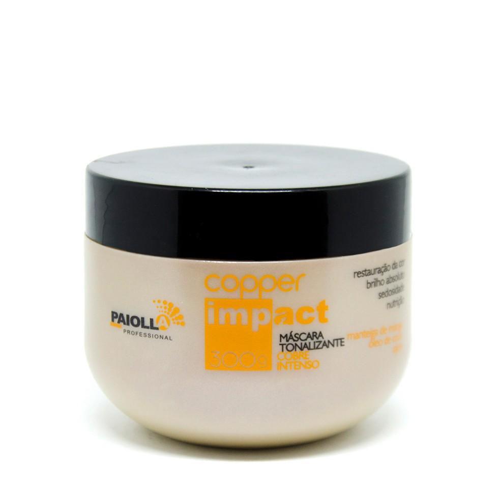 Máscara Tonalizante Cobre - Copper Impact - 300g