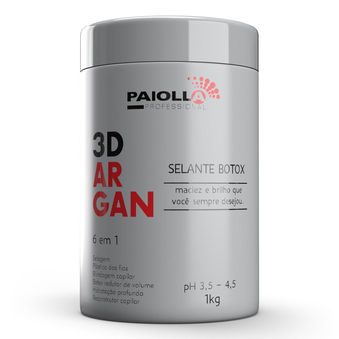 Selante BTX Argan 3D - 6 em 1 1Kg