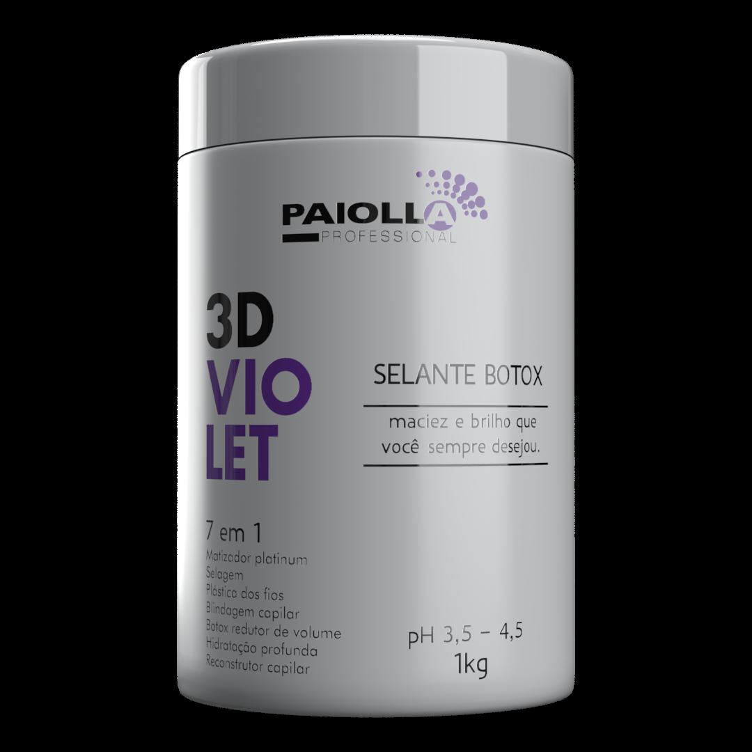 Selante Btx Violet 3D - 7 em 1 1Kg