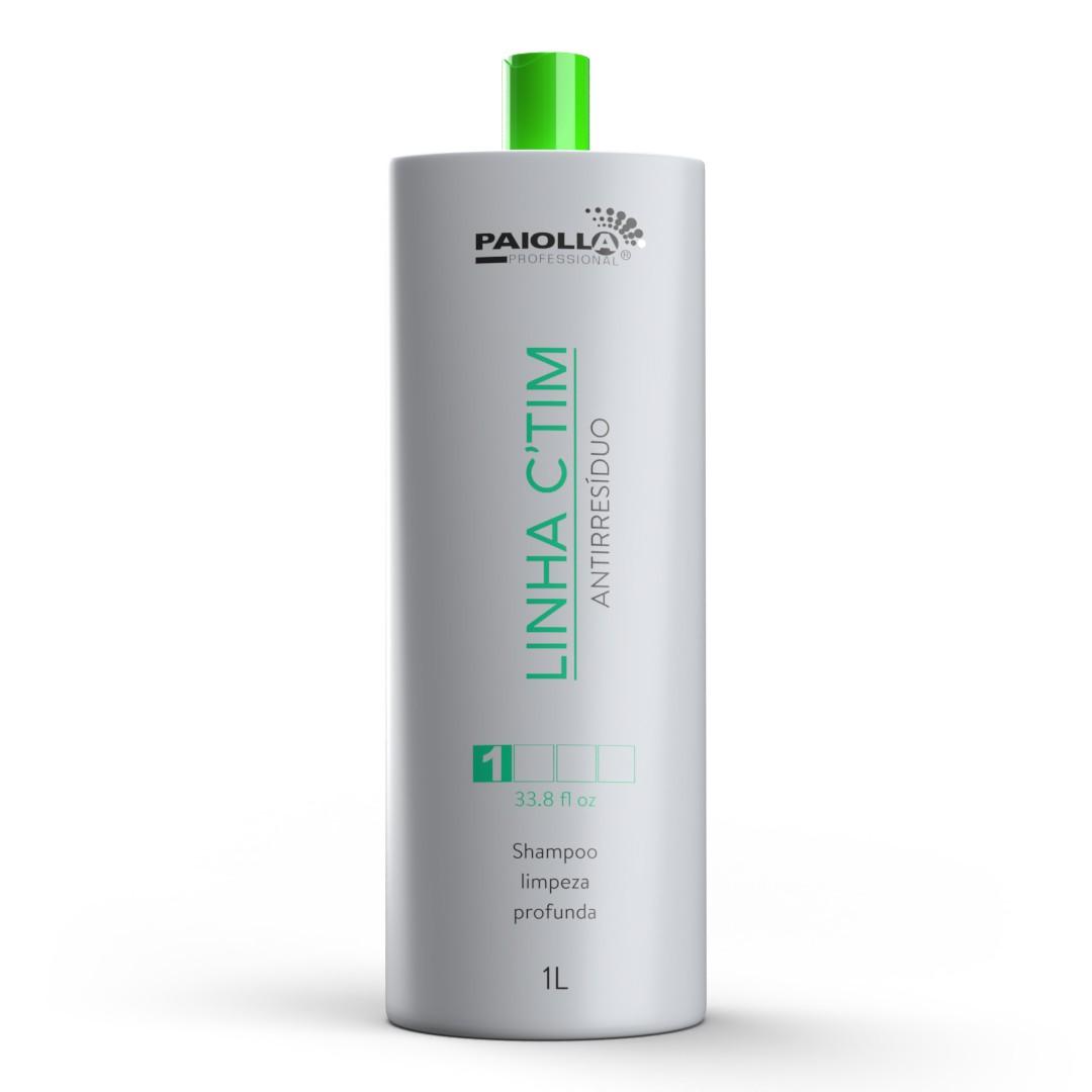 Shampoo Antirresíduo Ctim - 1L