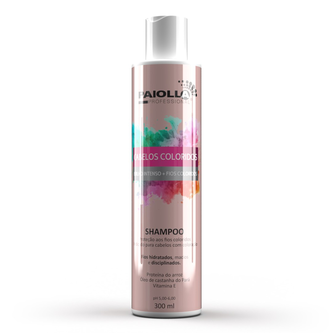 Shampoo  Cabelos Coloridos 300ml