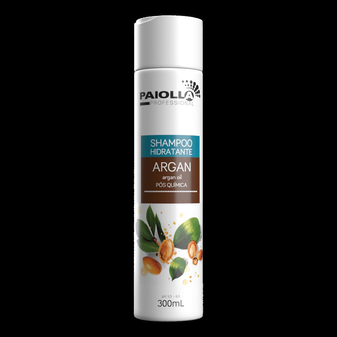 Shampoo Hidratante Argan - Pós Química 300ml