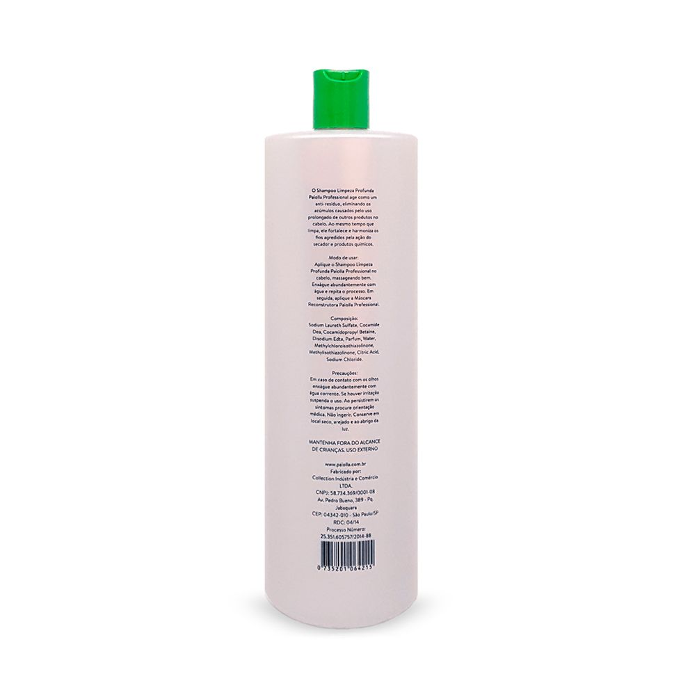 Shampoo Anti Resíduo Ctim - 1LT