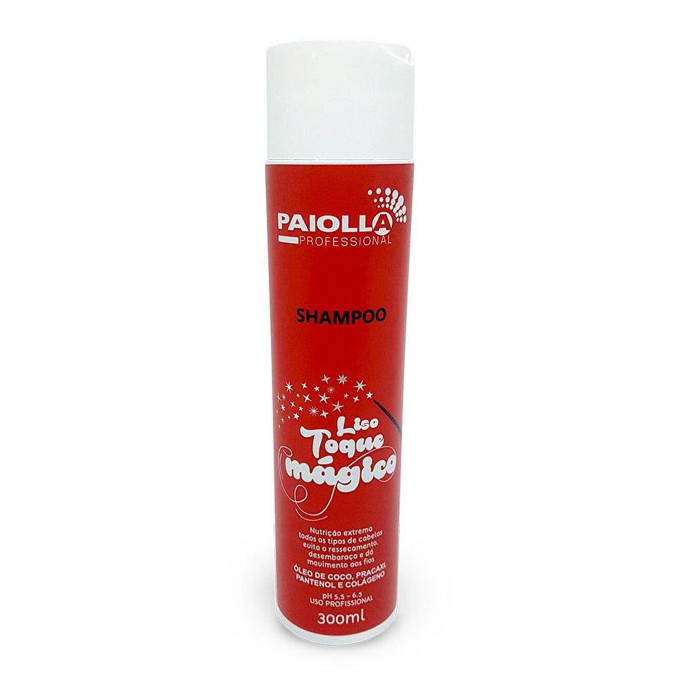 Shampoo Nutrição Capilar - Liso Toque Mágico - 300ml