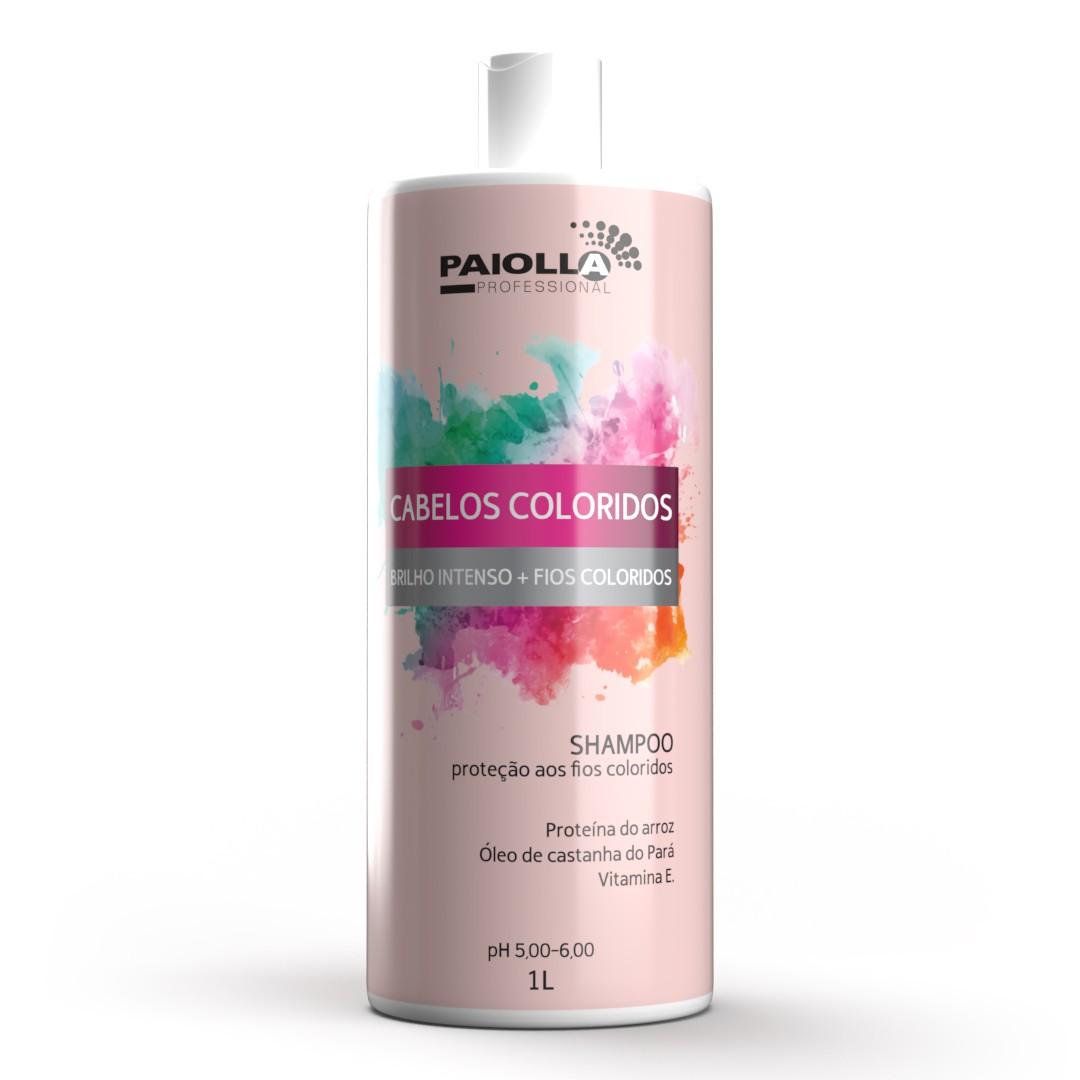 Shampoo  Profissional Cabelos Coloridos 1L