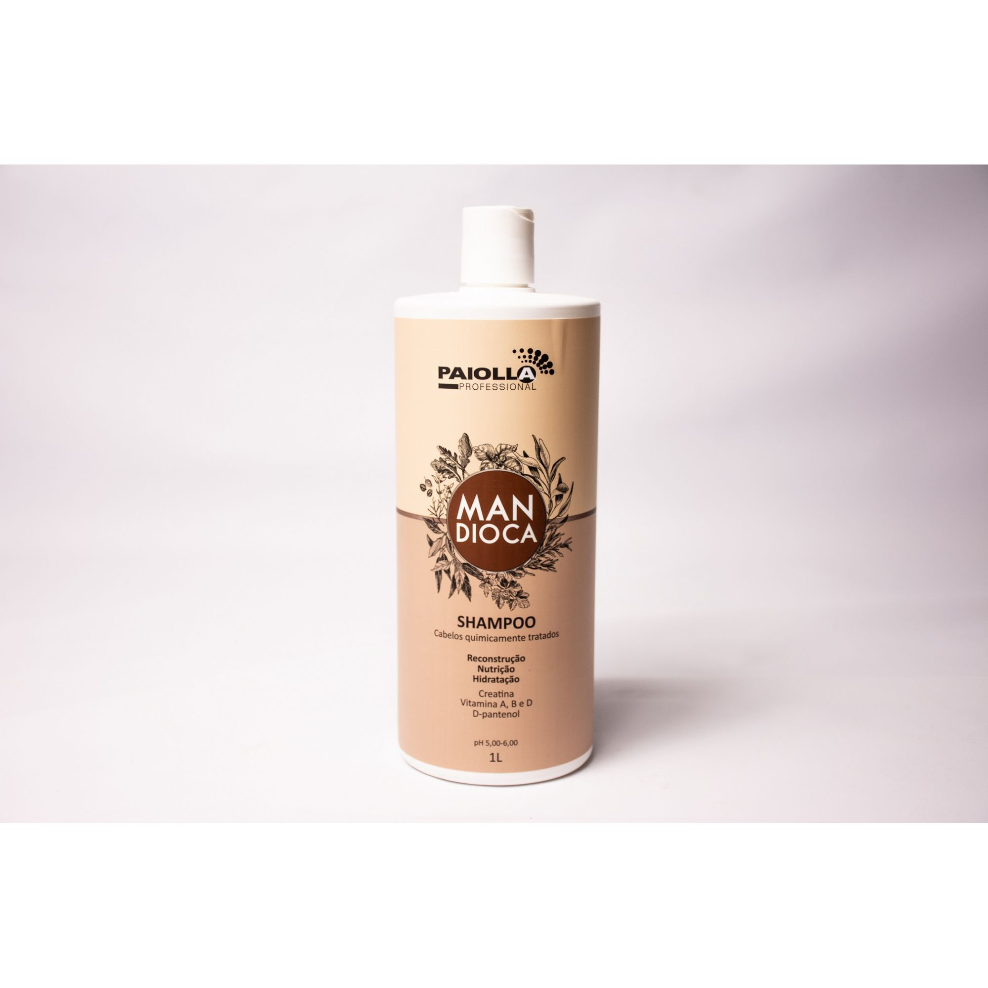Shampoo Profissional Mandioca 1L