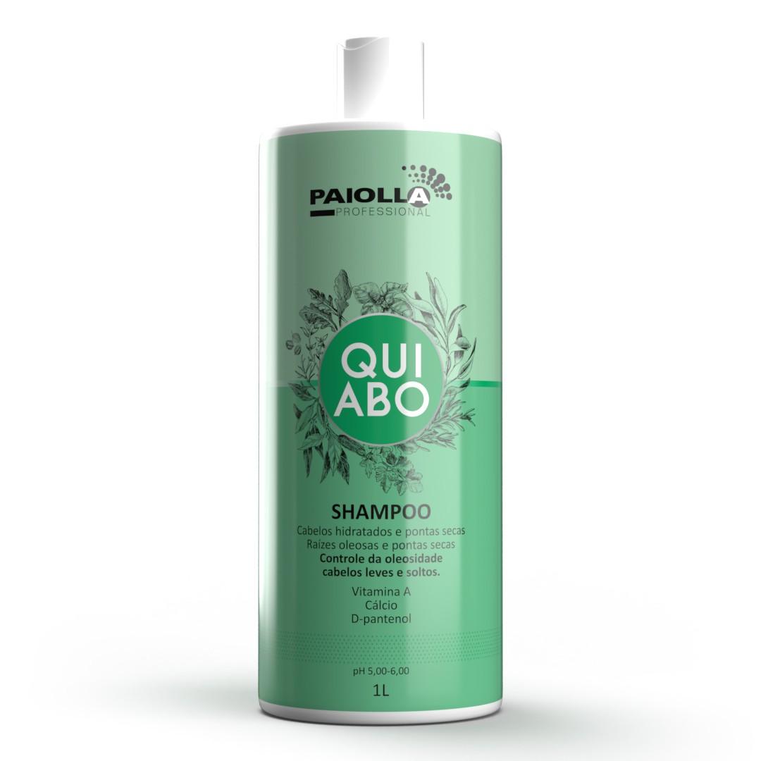 Shampoo Profissional Quiabo 1L