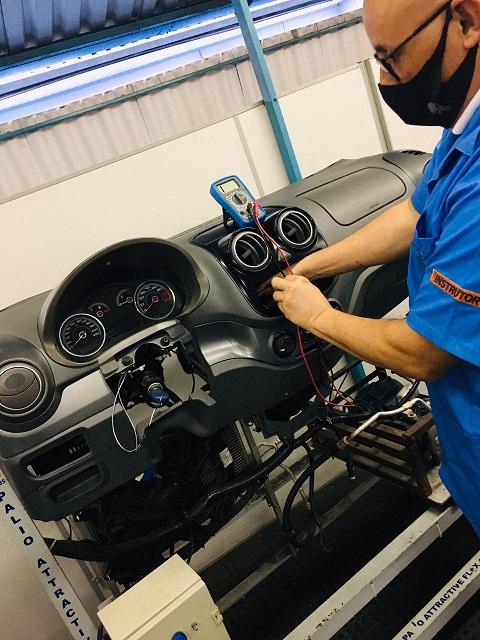 Curso de Ar-condicionado Automotivo