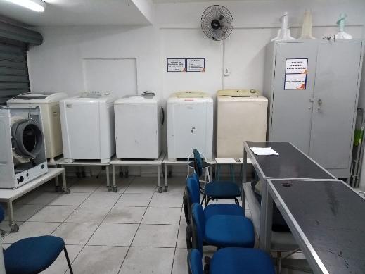 Curso de Máquina de Lavar
