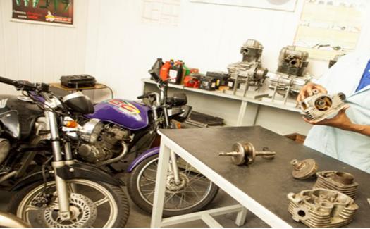 Curso de Mecânica de Motos Avançada