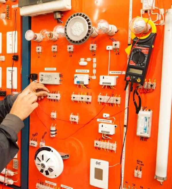 Curso de Instalações Elétricas Prediais