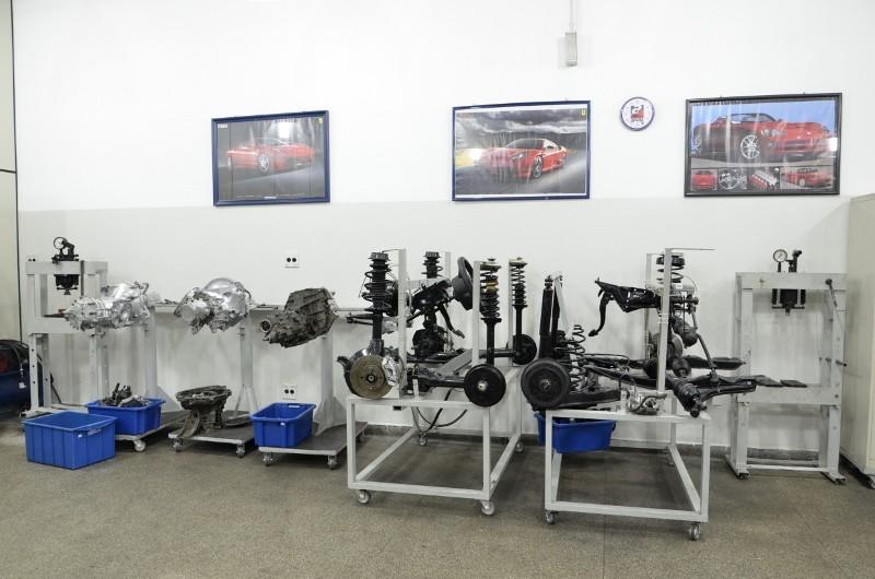 Curso de Mecânica de Autos