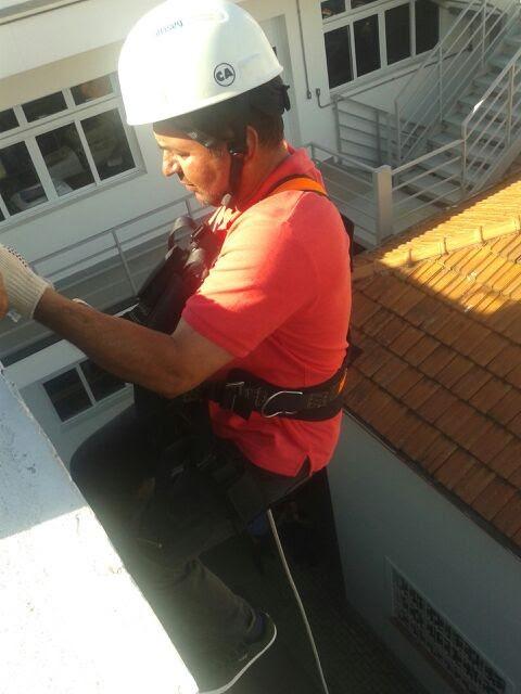 Curso de NR-35 - Segurança no Trabalho em Altura