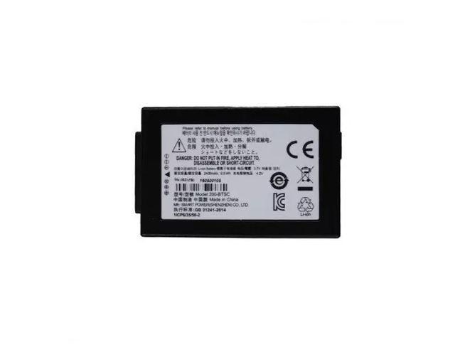 Bateria Recarregável 3.7v 2200mah Coletor Pm260(compex)