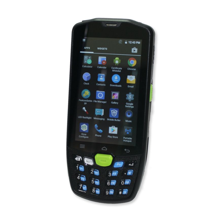 Coletor de Dados Autoid9 Android