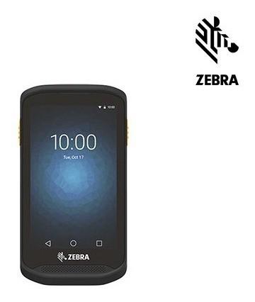Coletor De Dados Zebra Tc20 C/ Fonte E Cabo Usb