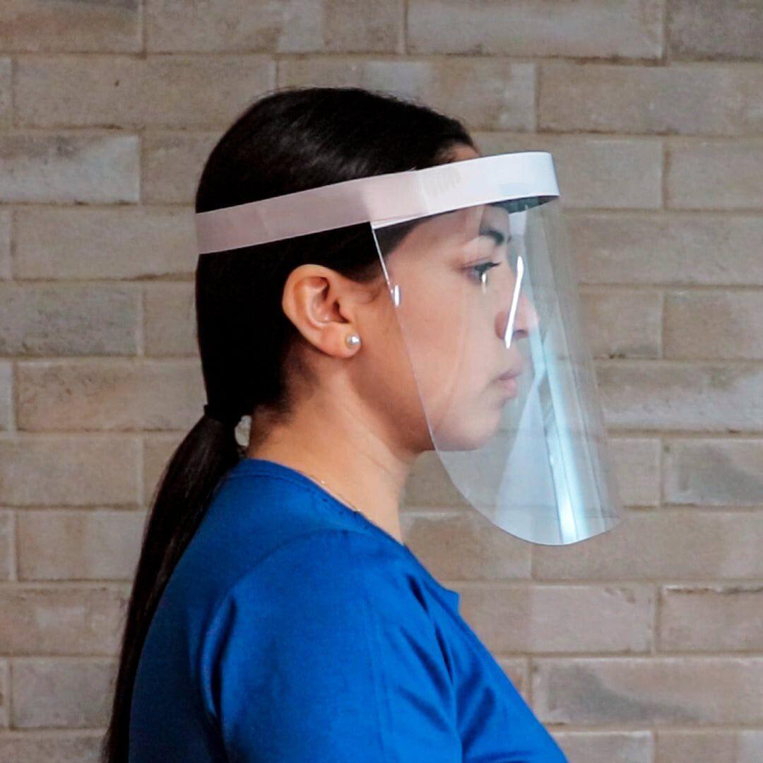 Máscara Padrão Europa Proteção Lavável Durável Confortável