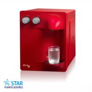 Purificador de água Soft Star Cereja