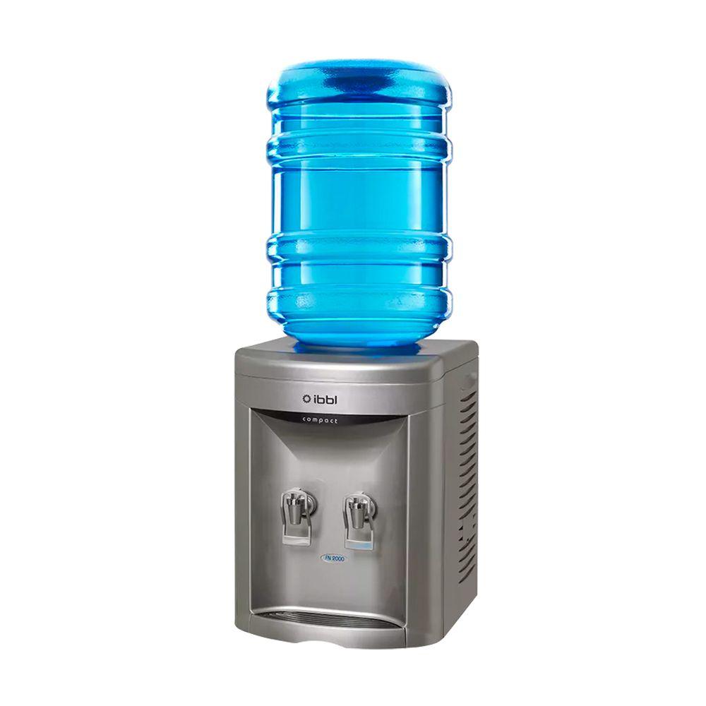 Bebedouro de Água IBBL Compact - Prata   - MyShop