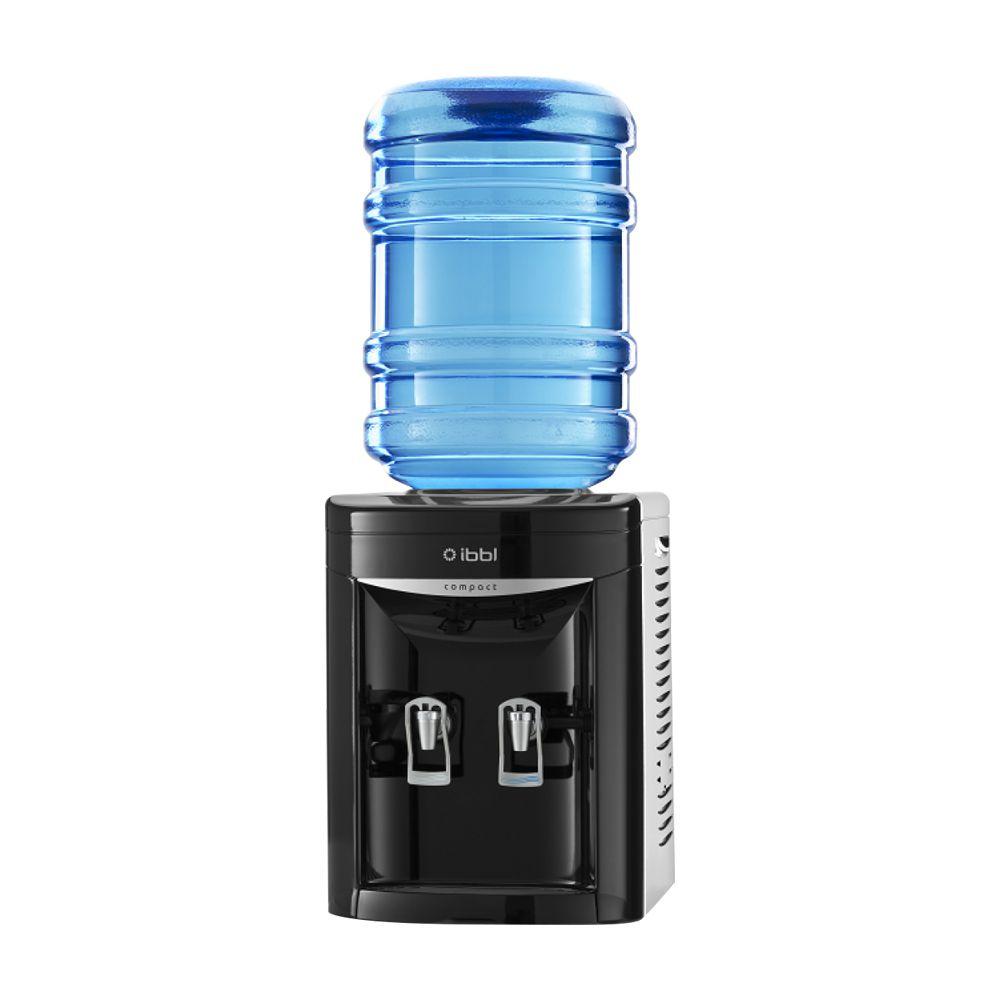 Bebedouro de Água IBBL Compact - Preto  - Star Purificadores