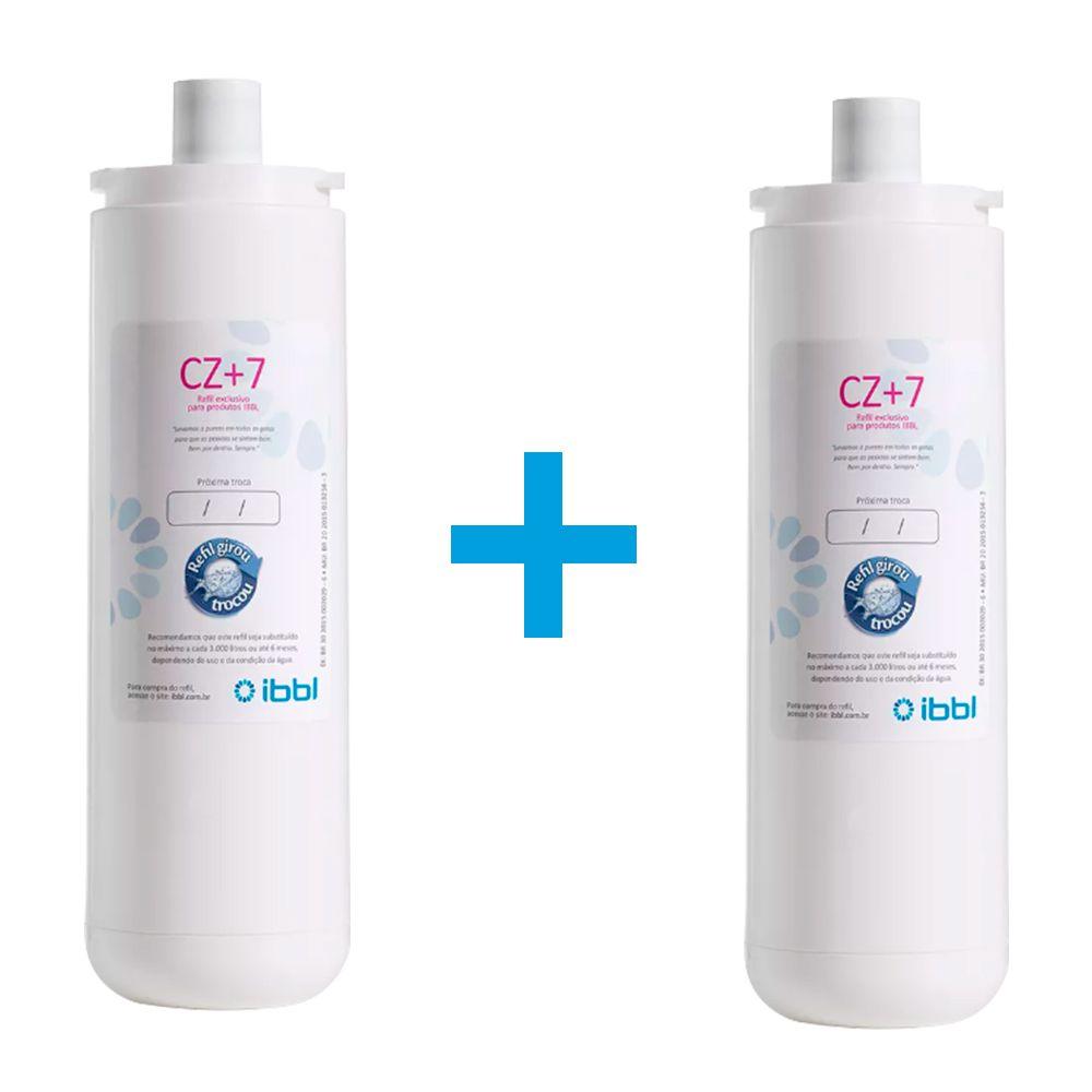 Kit Com 2 Refis Cz+7 - Ibbl   - Star Purificadores