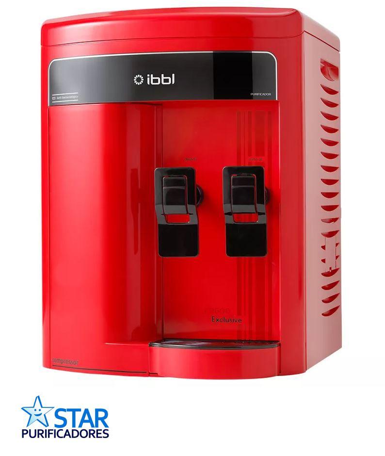 Purificador de Água IBBL FR600 Exclusive - Cereja  - Star Purificadores