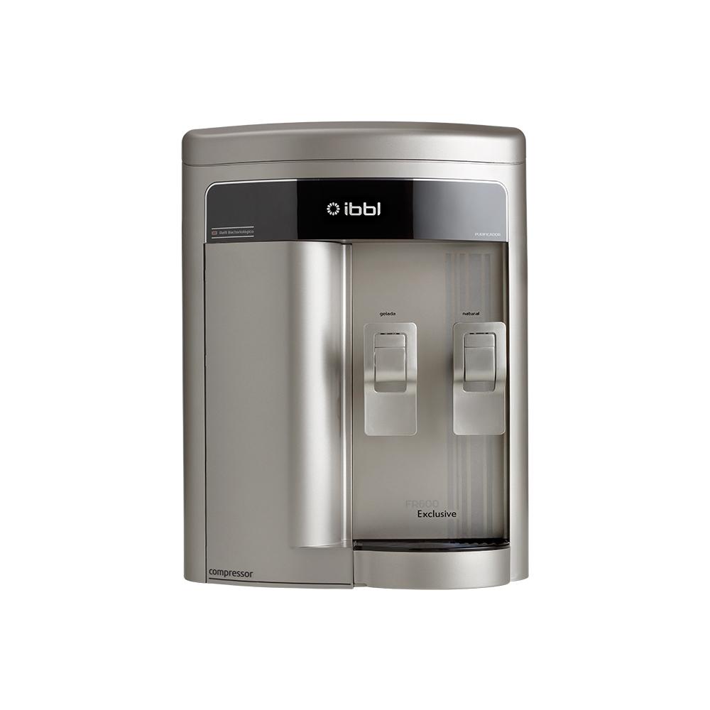 Purificador de Água IBBL FR-600 Exclusive Prata 220V  - MyShop