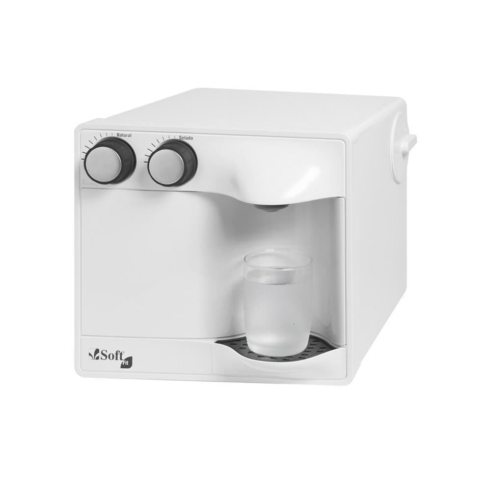 Purificador De Água Soft Fit Branco  - MyShop