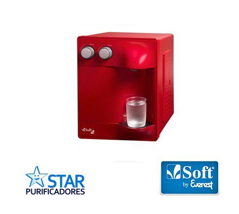 Purificador de Água Soft Plus Cereja - 30 pessoas - Empresa  - Star Purificadores