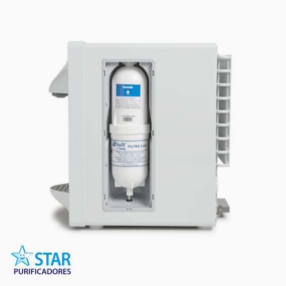 Purificador de água Soft Star Branco  - Star Purificadores