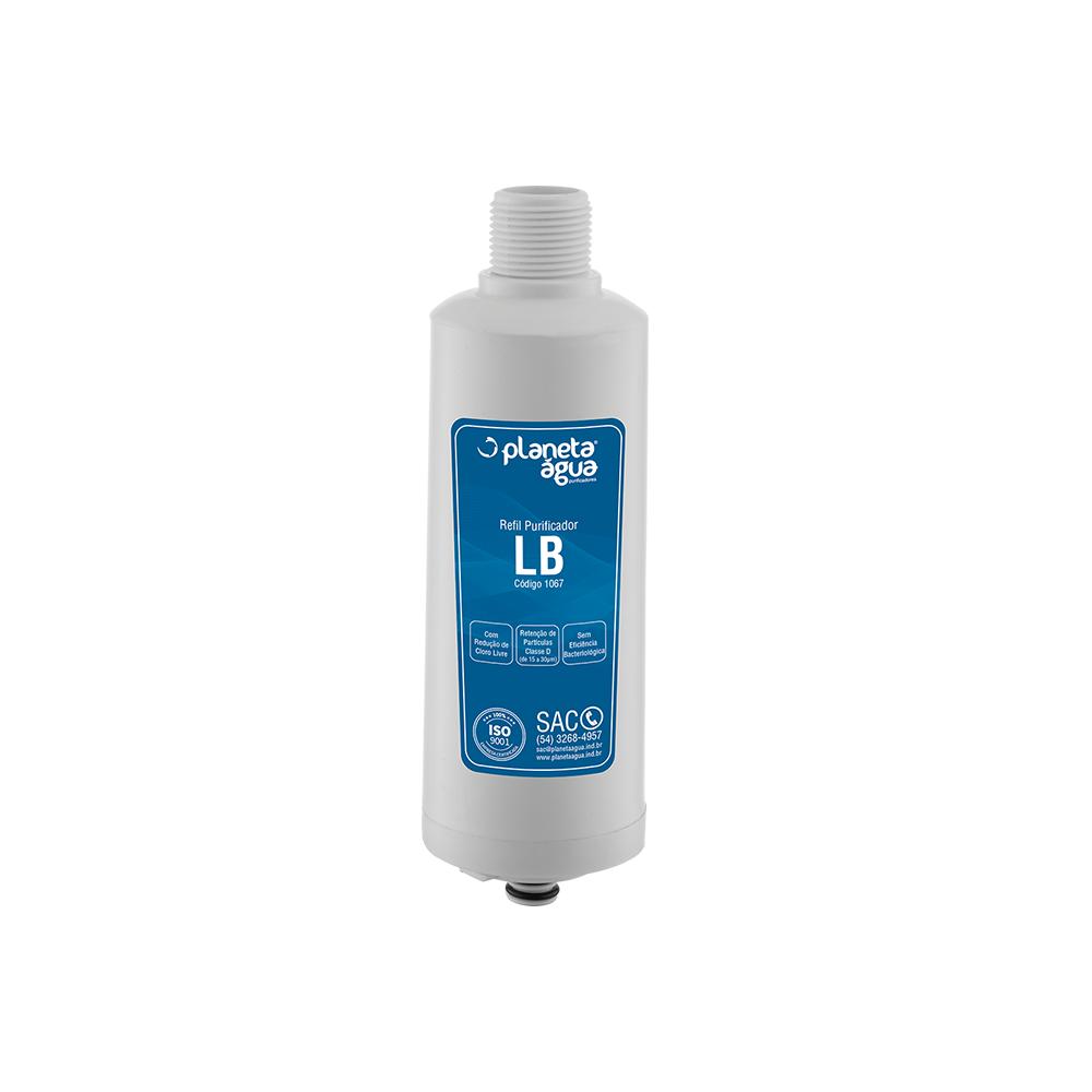 Refil LB Compatível com Aparelhos: Libell Aqua Flex, Bebedouros de Pressão Press, Press Baby e Press Side.  - MyShop