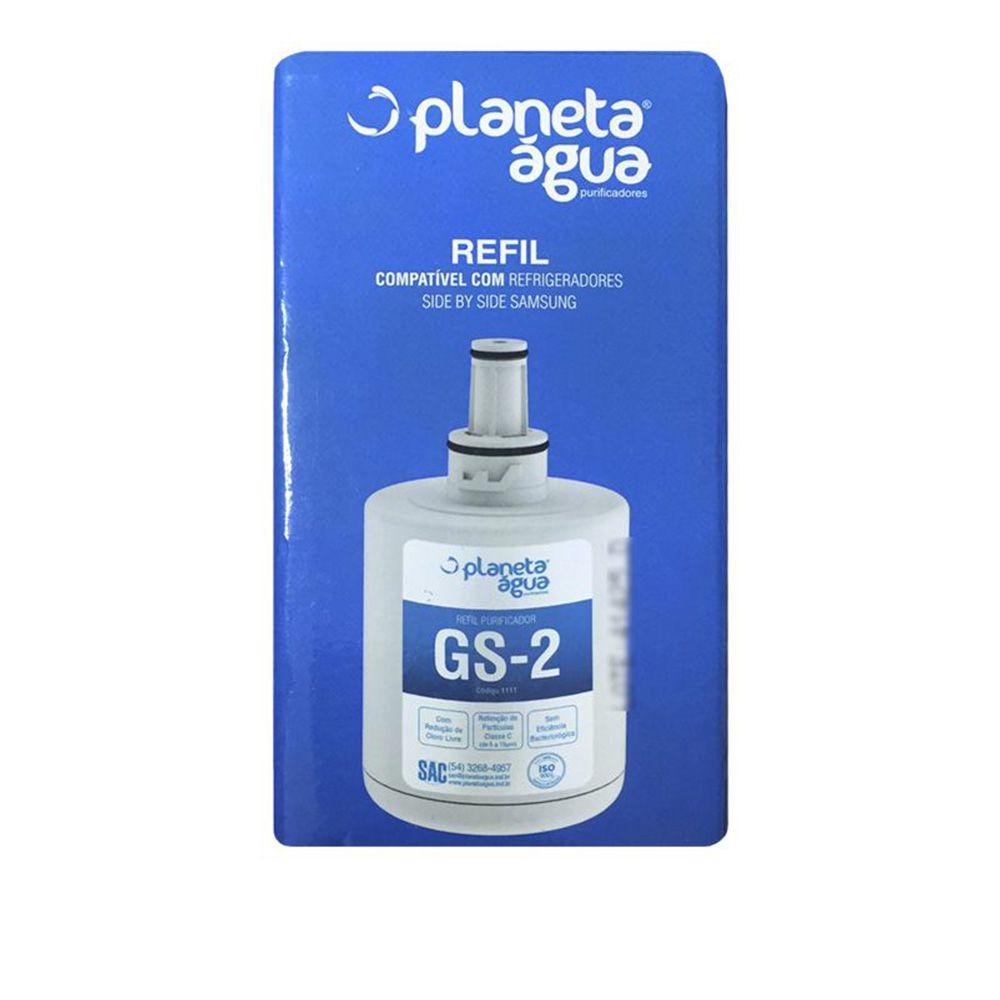 Refil Planeta Água GS-2  - Star Purificadores