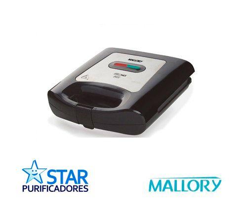 Sanduicheira Mallory Grill Max Inox 220V  - Star Purificadores