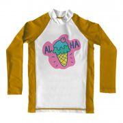 Camiseta de Lycra Comfy Aloha