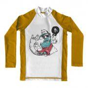 Camiseta de Lycra Comfy Pirata